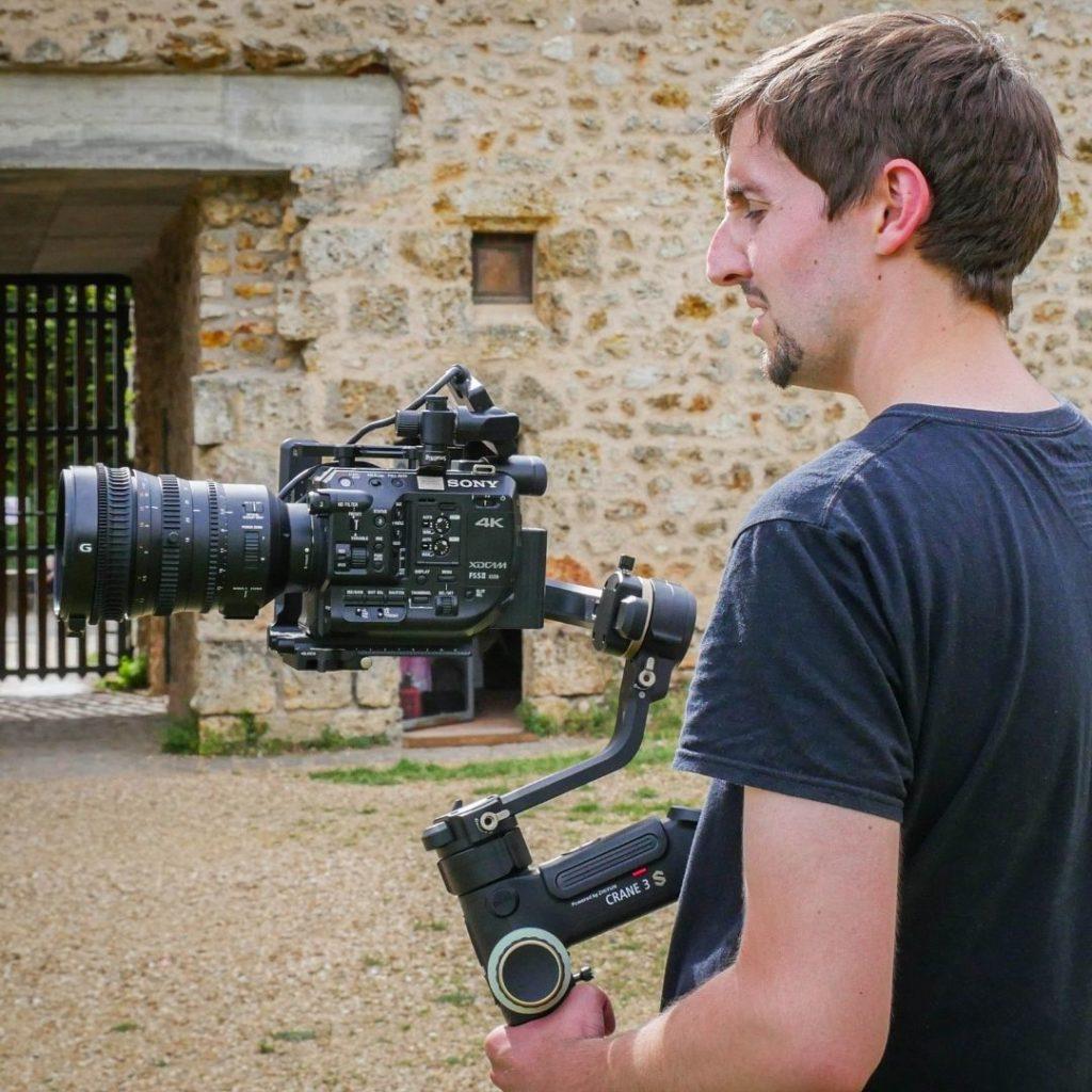Reportage Chateau de la Madeleine